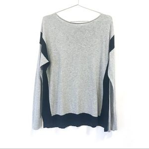 Vince | long sleeve knit top size small
